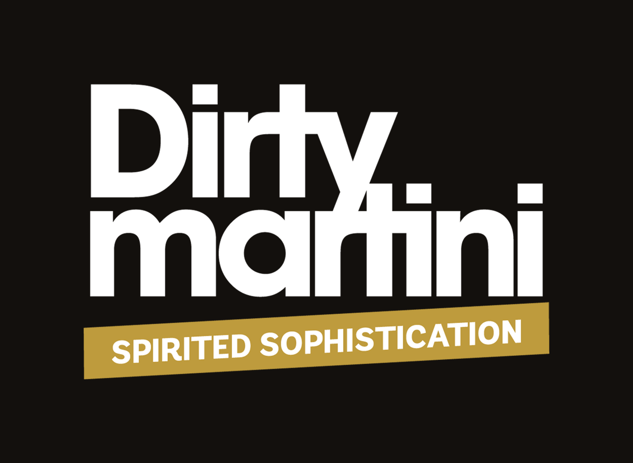 The Dirty Martini Bar logo