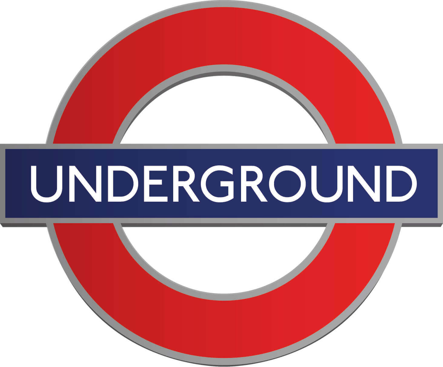 The London Underground logo