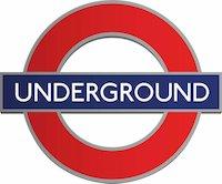 The London Underground logo