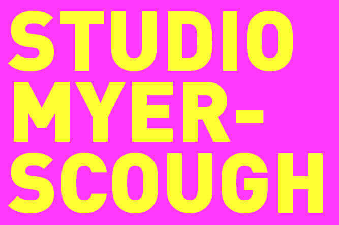 The Studio Myer-scough logo
