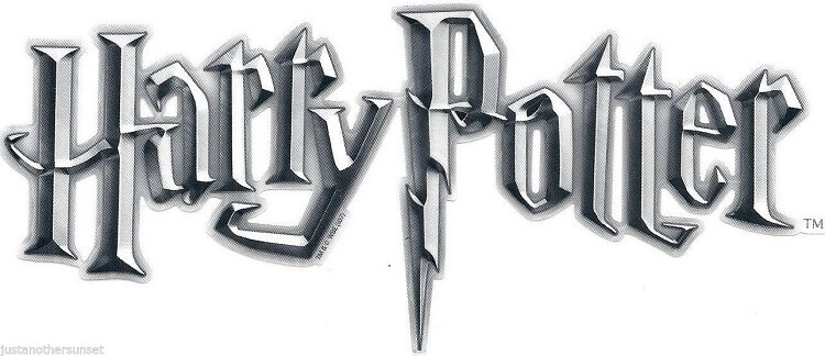 The Harry Potter logo