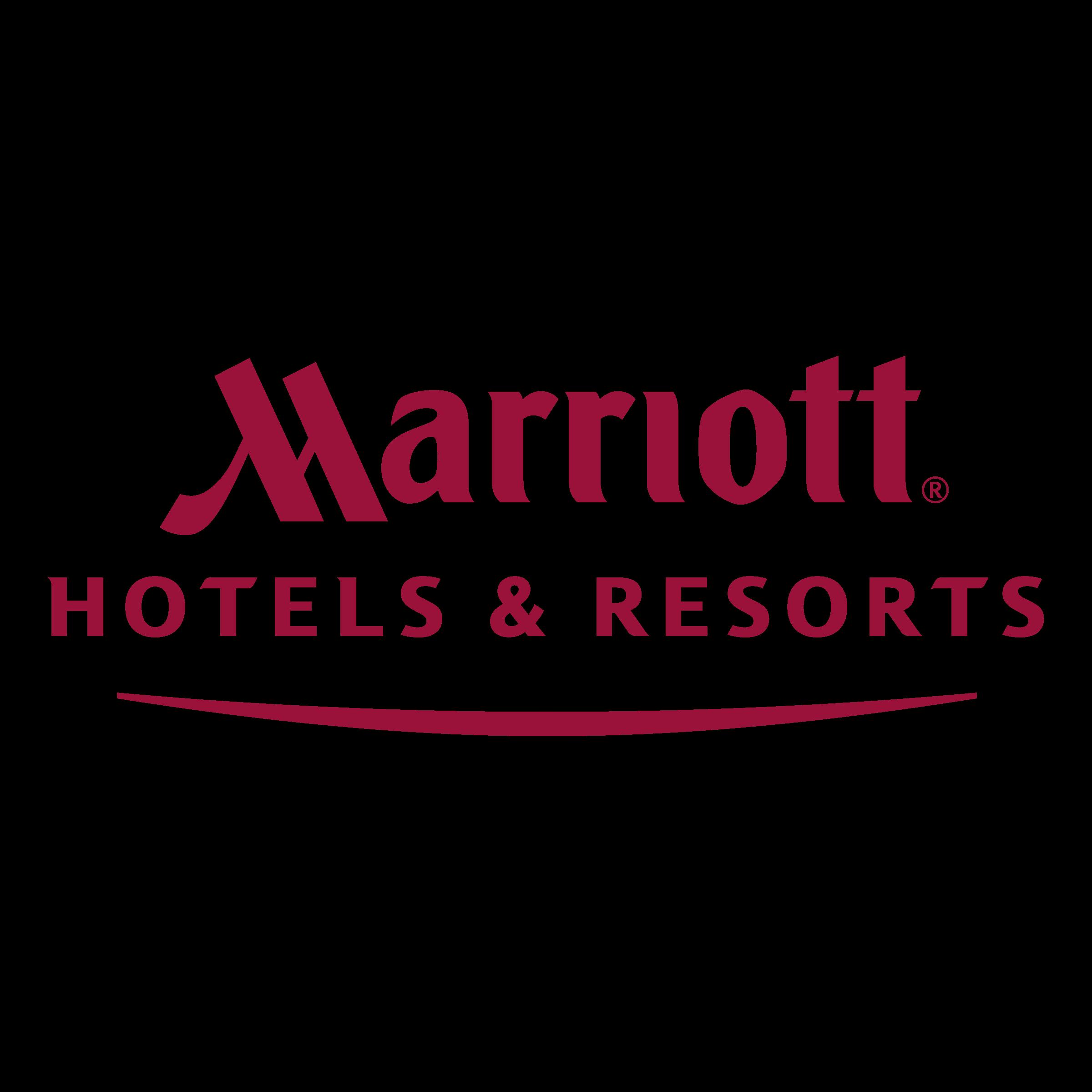 The Marriott Hotels logo