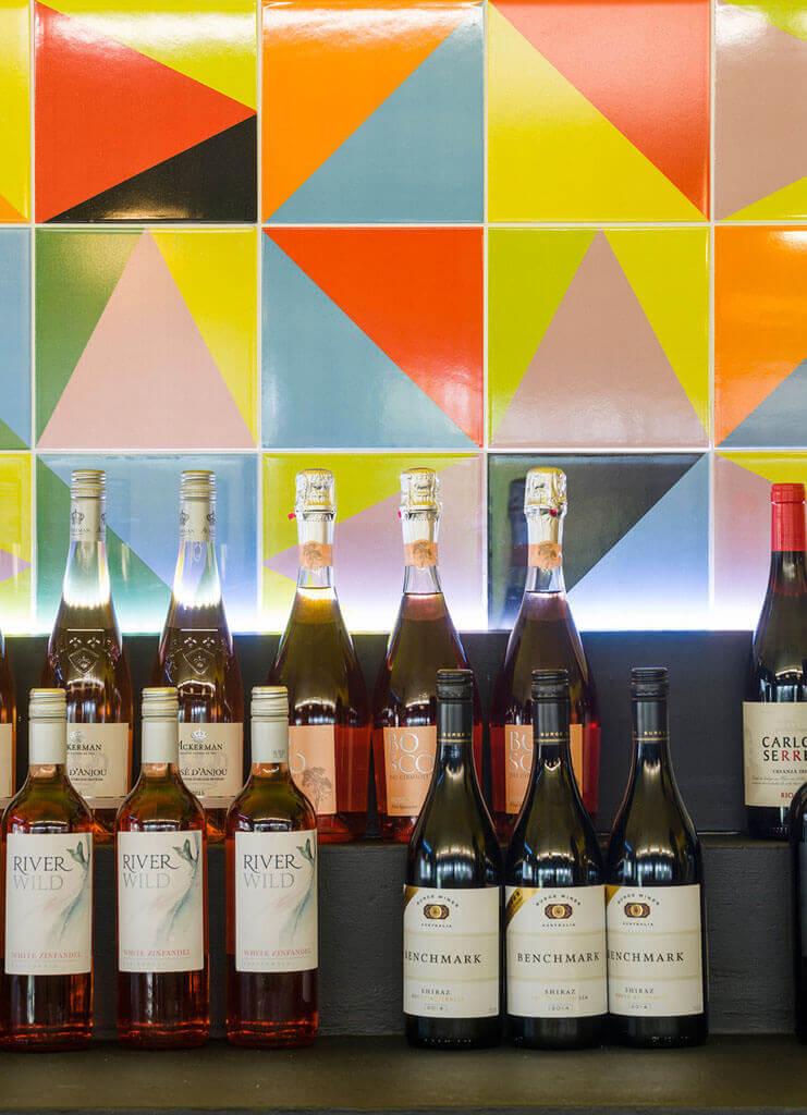 Tiles & Bottles
